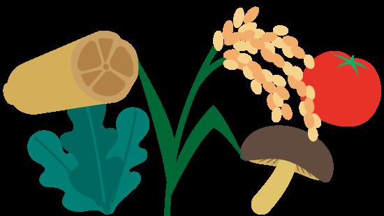 穀物、野菜にはLPSが含まれております。